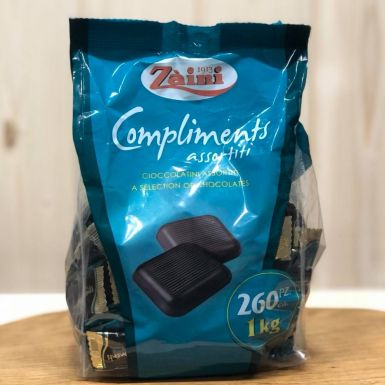 Compliments noir mix - czekoladki do kawy