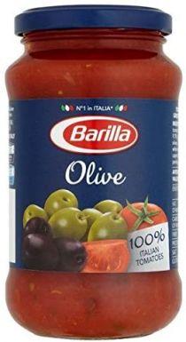 Barilla - sos do makaronu z oliwkami