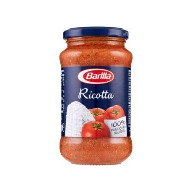 Barilla Ricotta - gotowy sos z ricottą i dwoma serami