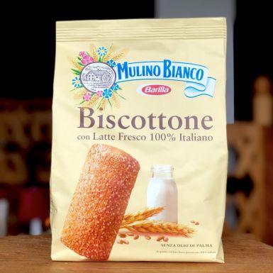 Biscottone - ciasteczka kruche z cukrem duże opakowanie