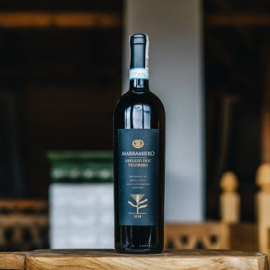 Wino białe Abruzzo Doc Pecorino