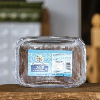 Fileciki z sardeli mają czystą etykietę. Produkt pozbawiony konserwantów.