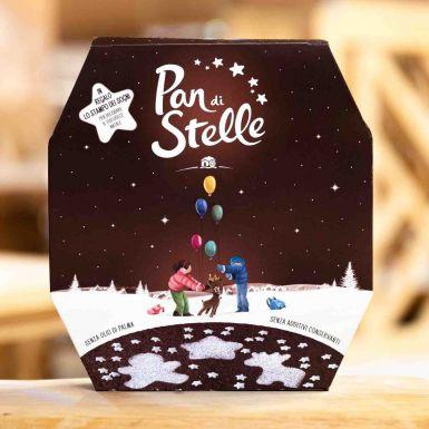 Pan Di Stelle - tarta czekoladowa