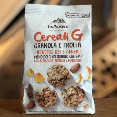 Grannola e Frola - pełnoziarniste ciasteczka