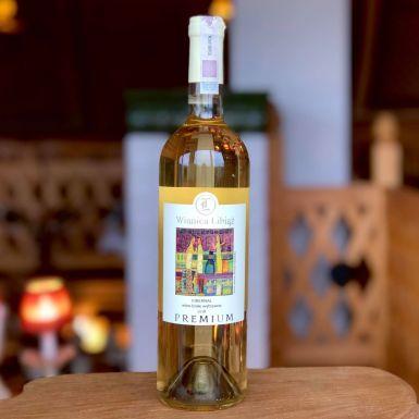 Wino białe Libiąż Hibernal, Polska