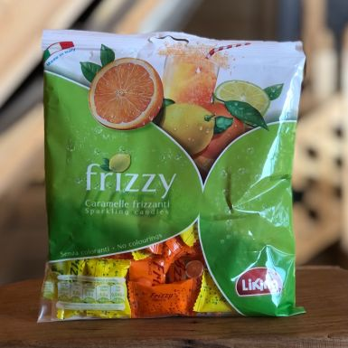Liking - włoskie cukierki musujące