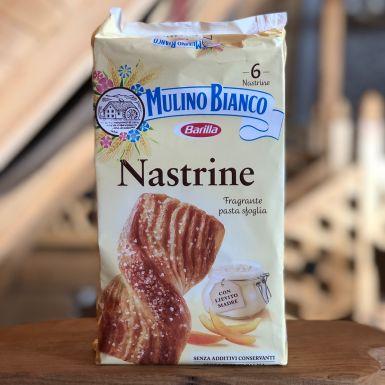 Nastrine Mulino Bianco - ciasteczka półfrancuskie z cukrem