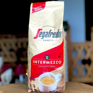 włoska kawa Segafredo Intermezo