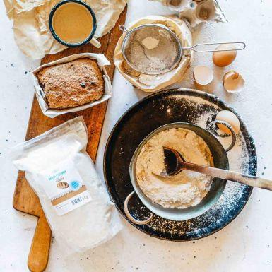 Mąka pszenna typ 750 pszenna - do jasnego pieczywa