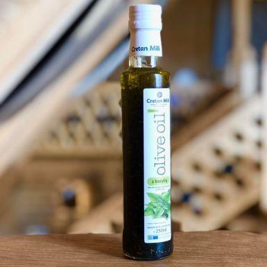 Cretan Mill - oliwa z bazylią