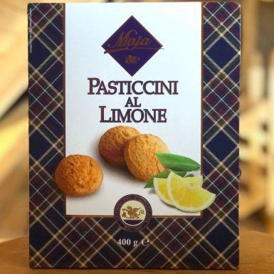 Pasticcini Al Limone - ciasteczka cytrynowe