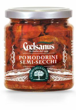 Coelsanus - pomidory suszone bez dodatków