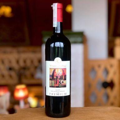 Wino czerwone Libiąż Regent, Polska