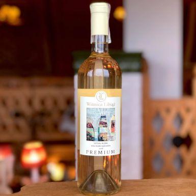 Wino białe Libiąż Seyval Blanc, Polska