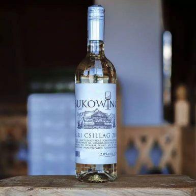 Wino Bukowino Białe