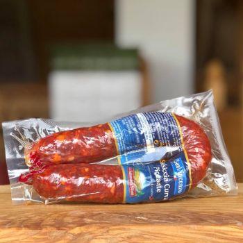 Salami piccante - Salsicia curva piccante