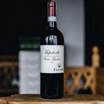 Wino czerwone Valpolicella Classico, Włochy