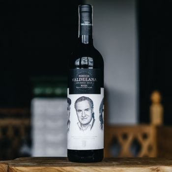 Wino czerwone Rioja Crianza, Hiszpania