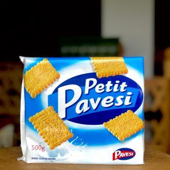 Petit Pavesi herbatniki mleczne - duże opakowanie