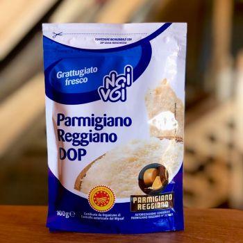 Parmezan tarty Parmigiano Reggiano DOP