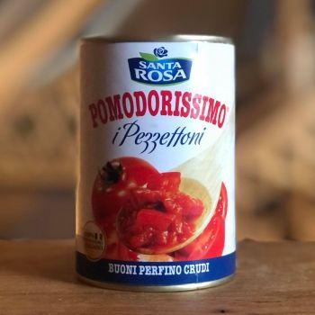 Pomodorissimo i Pezzentoni - pomidory do pizzy krojone