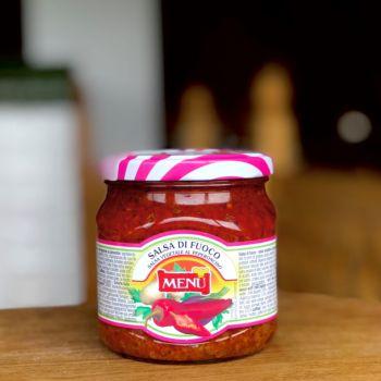 Salsa di Fuoco salsa warzywna z pepperoncino