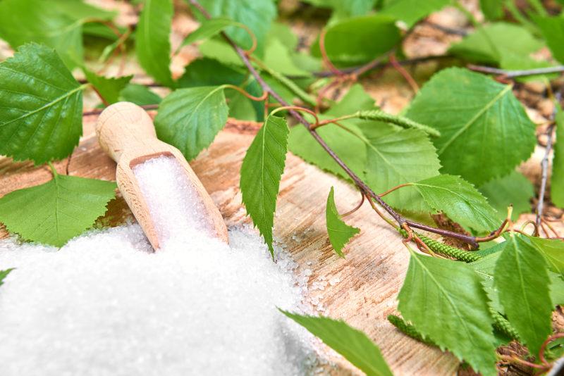 ksylitol to cukier pozyskiwany z brzozy