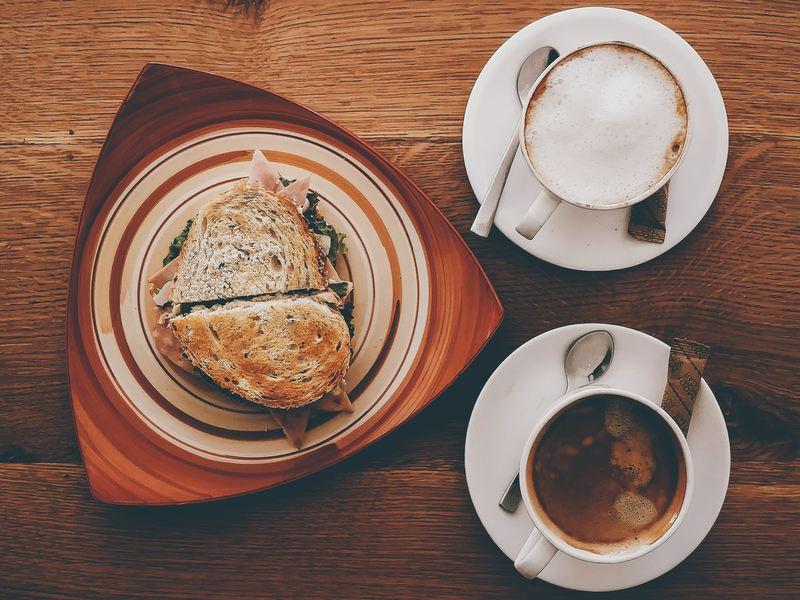 ksylitolem można słodzić kawę i herbatę