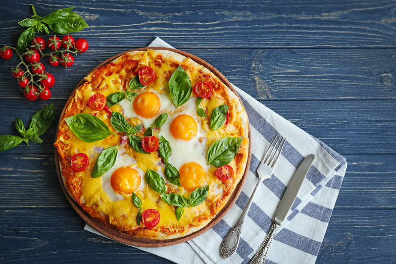 dania obiadowe z jajek