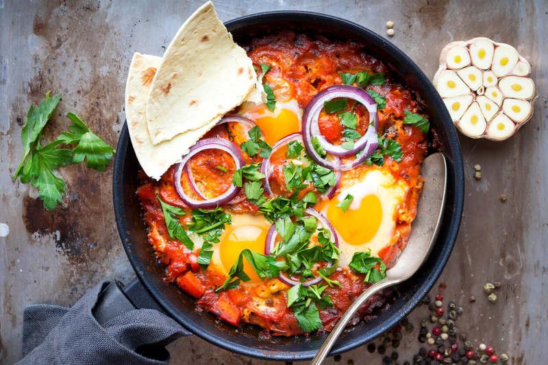 dania z jajek na obiad