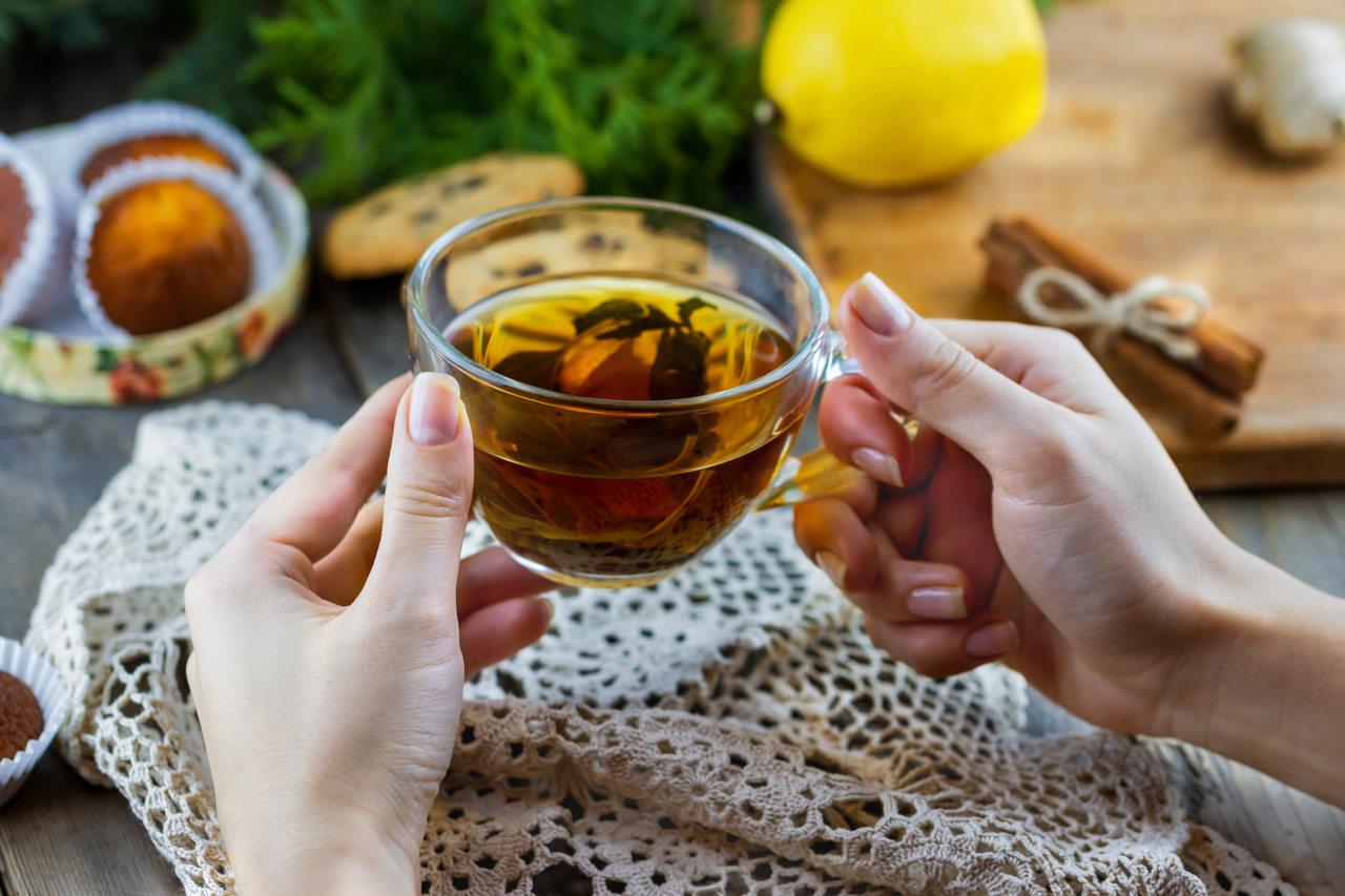 picie-zielona-herbata
