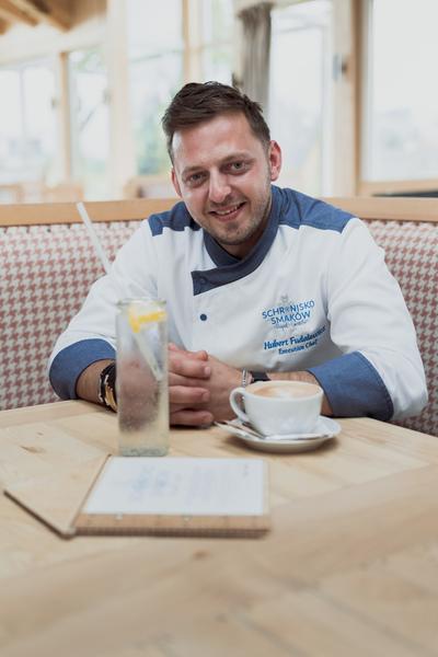 szef kuchni Hubert Fudalewicz